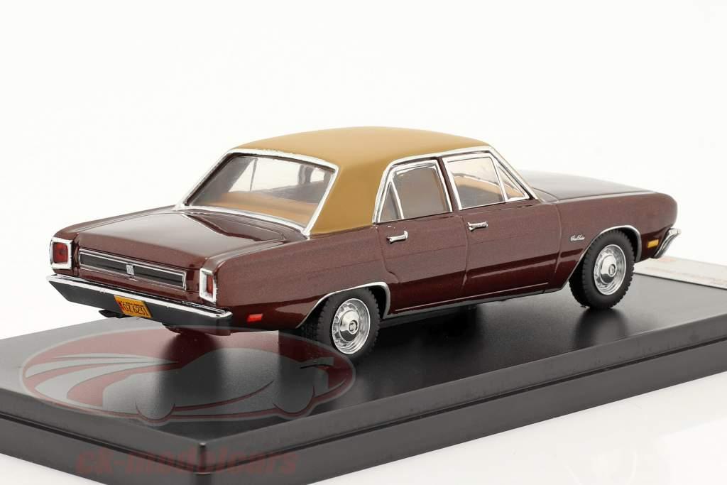 Dodge Dart Gran Sedan Anno 1976 marrone 1:43 Premium X