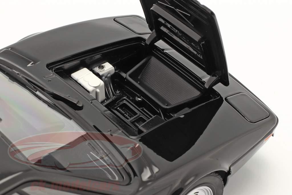BMW M1 Baujahr 1980 schwarz 1:18 Norev