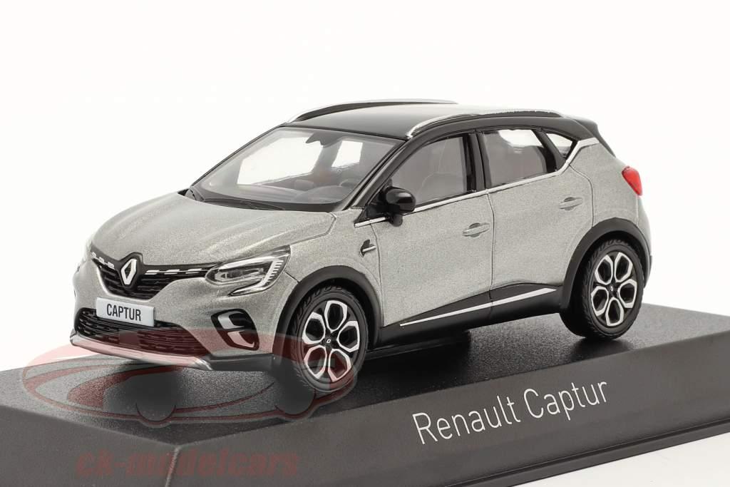 Renault Captur Baujahr 2020 cassiopee grau 1:43 Norev