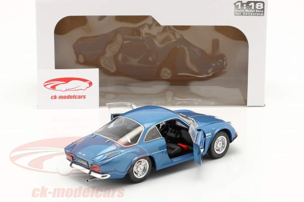 Alpine A110 1600S year 1969 alpine blue 1:18 Solido