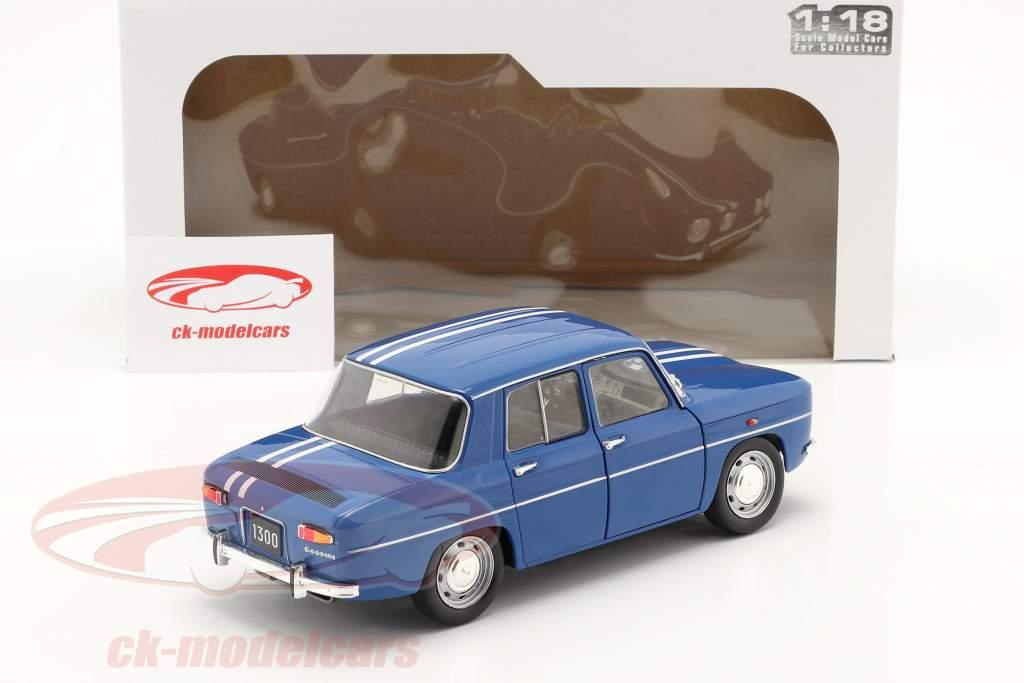 Renault 8 Gordini 1300 Année de construction 1967 bleu 1:18 Solido