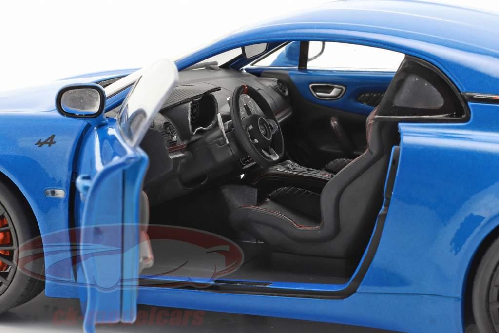 Alpine A110 S Année de construction 2019 alpine bleu 1:18 Solido