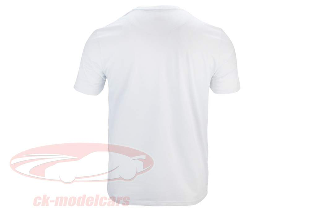 Mick Schumacher t-shirt Speed Logo wit