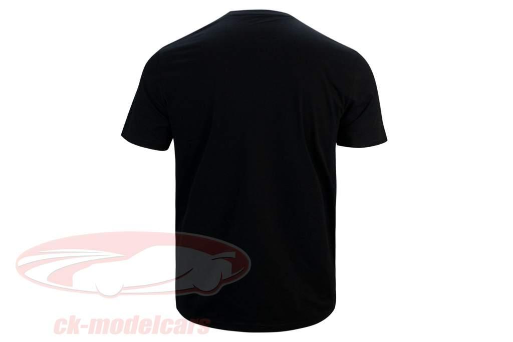 Mick Schumacher Camiseta de manga corta 47 negro