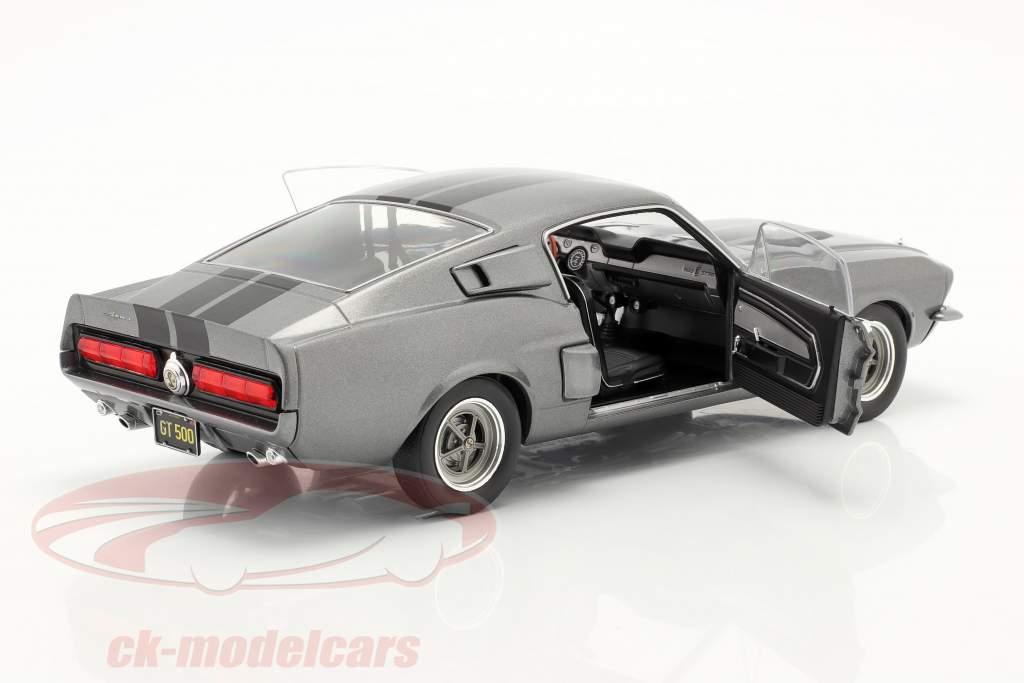 Ford Shelby Mustang GT500 Baujahr 1969 grau 1:18 Solido