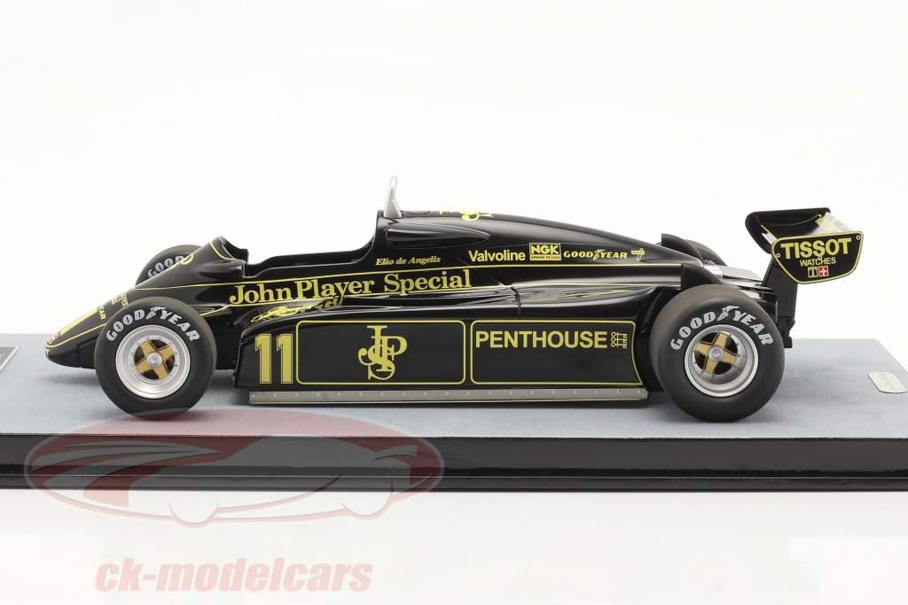 Elio de Angelis Lotus 91 #11 Vincitore austriaco GP formula 1 1982 1:18 Tecnomodel
