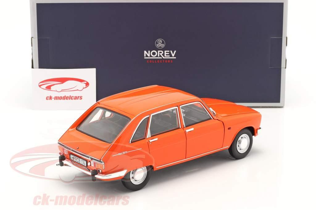 Renault 16 TS Année de construction 1971 Orange 1:18 Norev