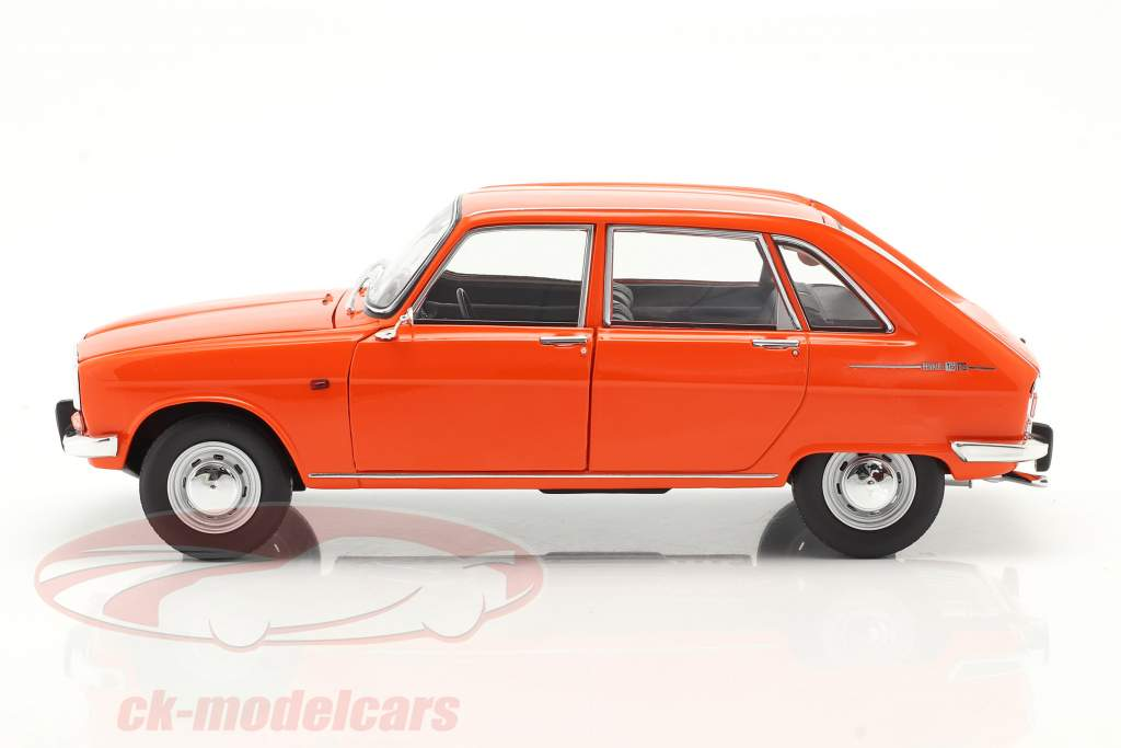 Renault 16 TS Baujahr 1971 orange 1:18 Norev