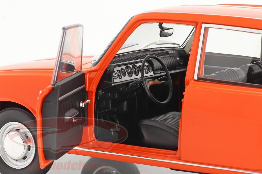 Renault 16 TS year 1971 orange 1:18 Norev