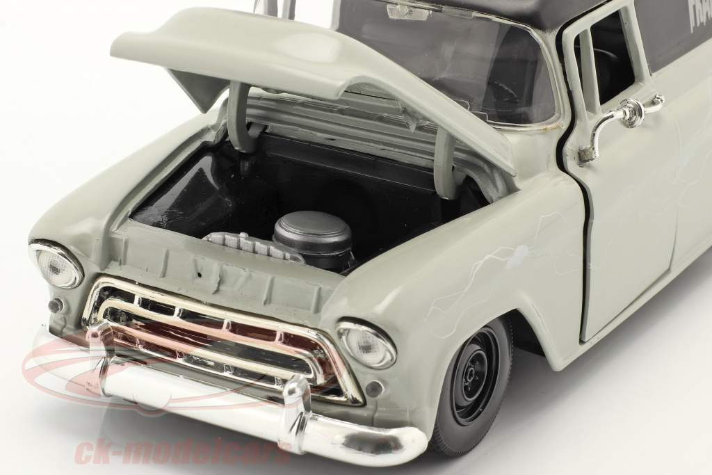 Chevy Suburban 1957 mit Figur Frankenstein 1:24 Jada Toys