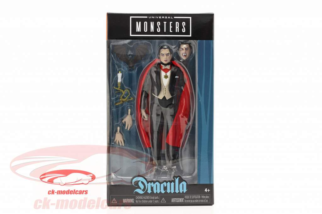 Universal Monsters 6 inch chiffre Dracula Jada Toys