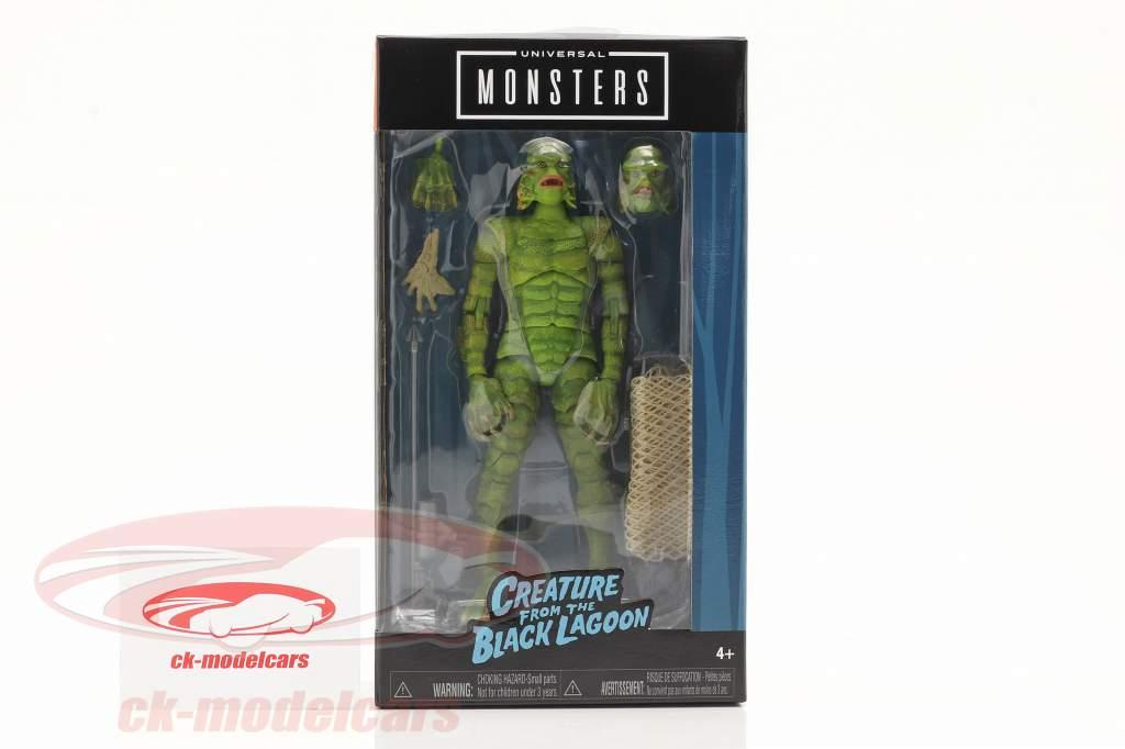 Universal Monsters 6 inch chiffre Créature de la Lagune noir Jada Toys