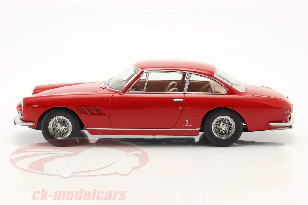 Ferrari 330 GT 2+2 Baujahr 1964 rot 1:18 KK-Scale