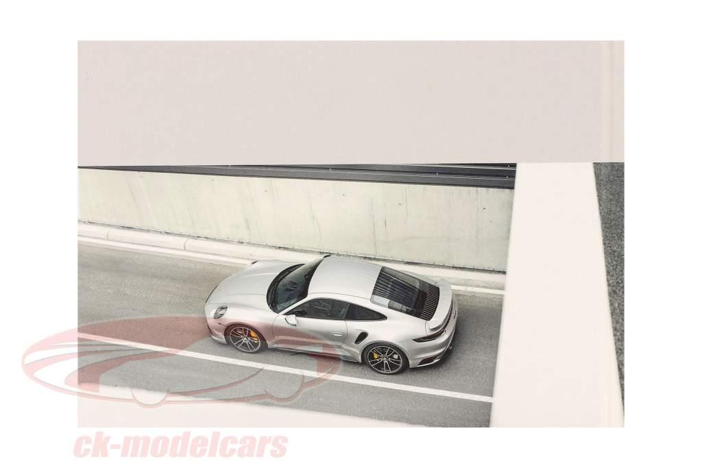 Livro: Porsche 911 Turbo - Ohne Wenn und Aber / Edição Porsche museu (Alemão)
