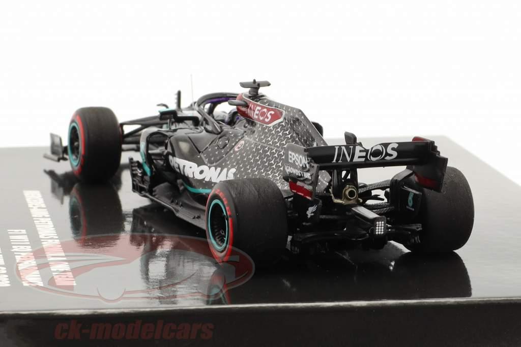 ハミルトンメルセデス-AMGF1 W11#44 91st Win Eifel GP Formula 1 20201:43ミニチャンピオン