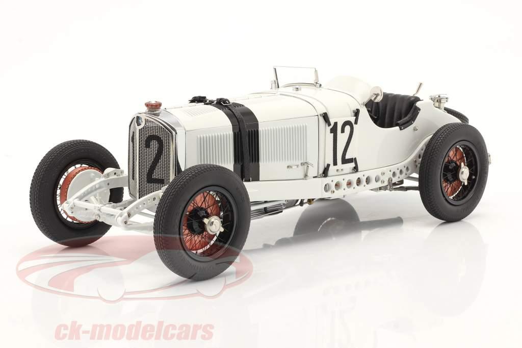 Mercedes-Benz SSKL #12 5th German GP 1931 Otto Merz 1:18 CMC