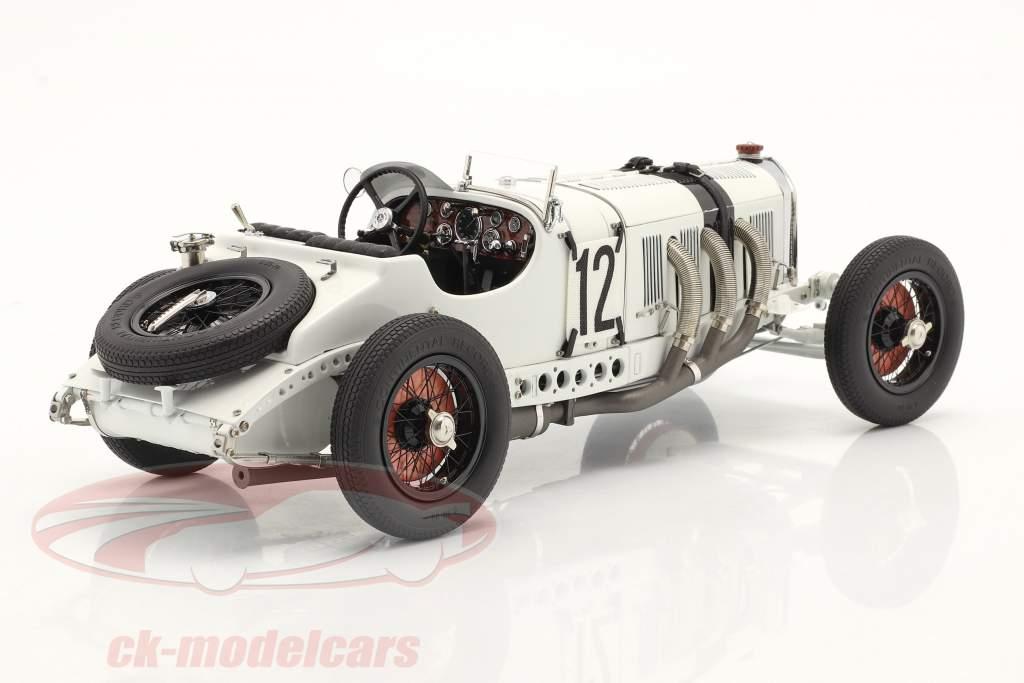 Mercedes-Benz SSKL #12 5e Allemagne GP 1931 Otto Merz 1:18 CMC