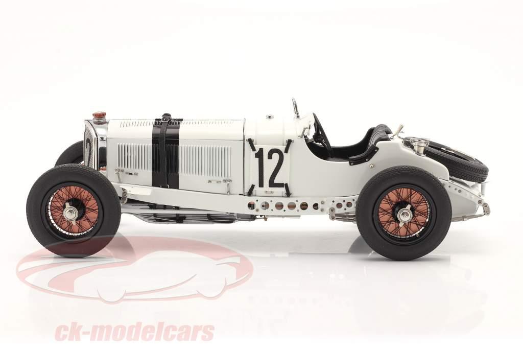 Mercedes-Benz SSKL #12 5e Duitsland GP 1931 Otto Merz 1:18 CMC