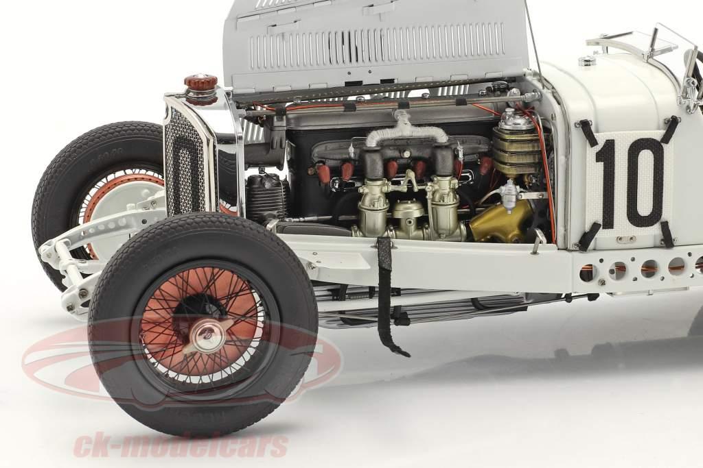 Mercedes-Benz SSKL #10 6th German GP 1931 Hans Stuck 1:18 CMC