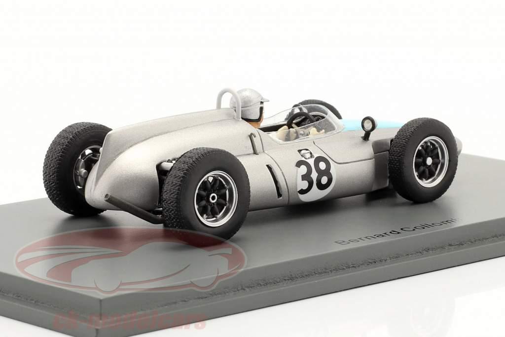 Bernard Collomb Cooper T53 #38 alemán GP fórmula 1 1961 1:43 Spark