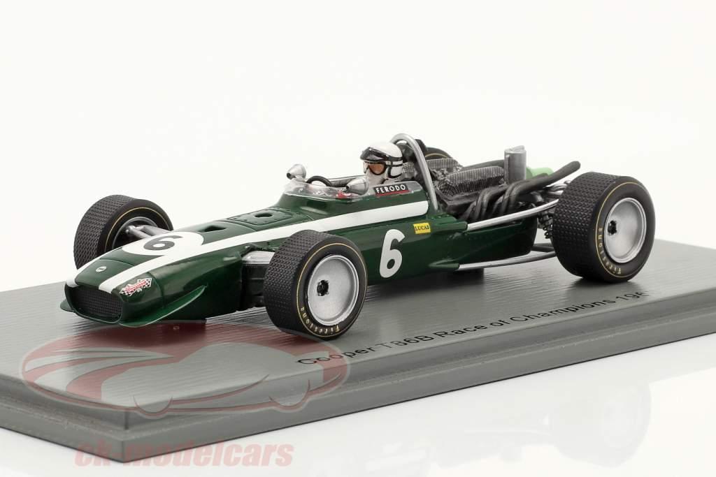 Brian Redman Cooper T86B #6 5° Race of Champions Brands Hatch 1968 1:43 Spark