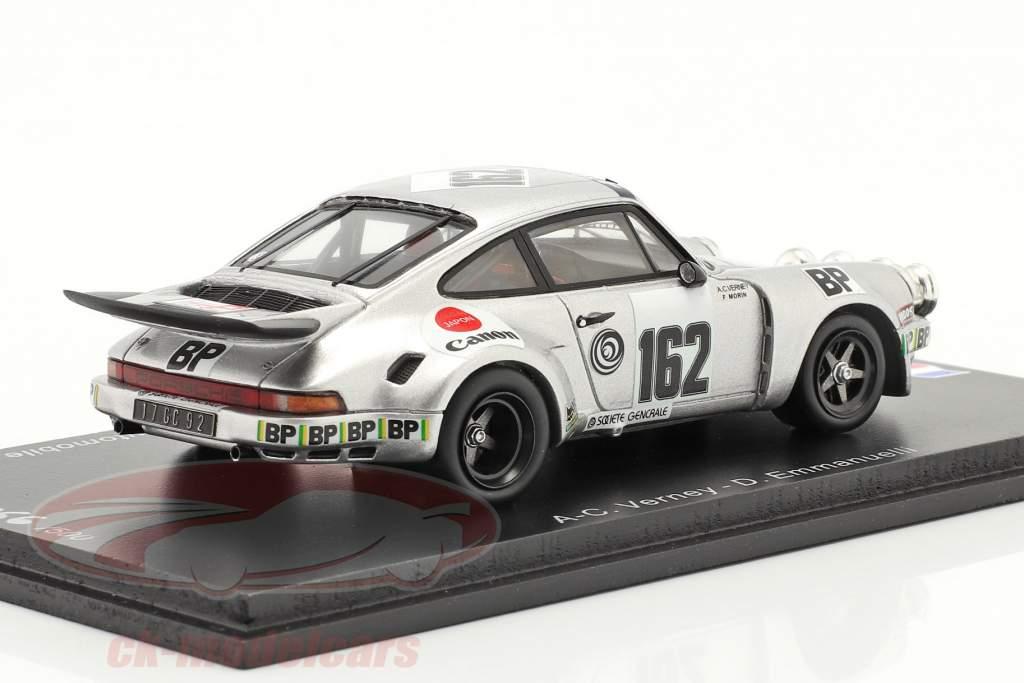 Porsche 911 Carrera RSR #162 4º Rallye Tour de France Automobile 1977 1:43 Spark