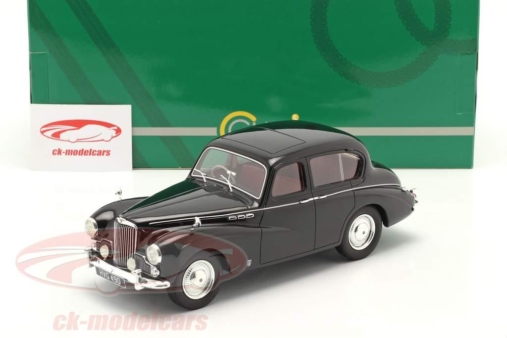 Sunbeam Talbot 90 MK III year 1954 black 1:18 Cult Scale