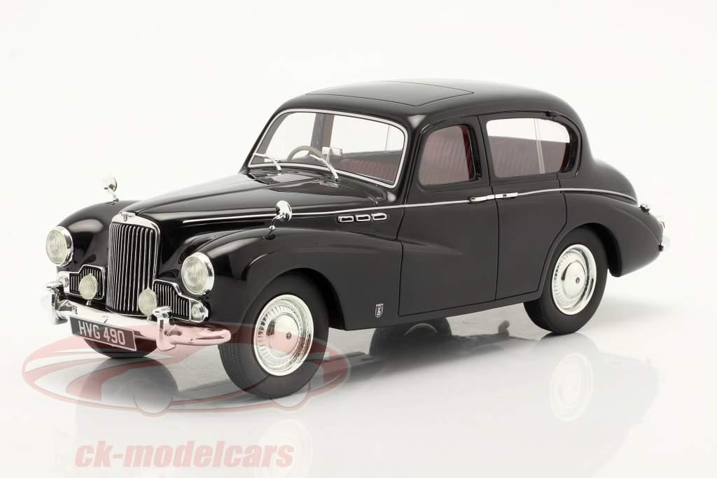 Sunbeam Talbot 90 MK III Anno di costruzione 1954 Nero 1:18 Cult Scale