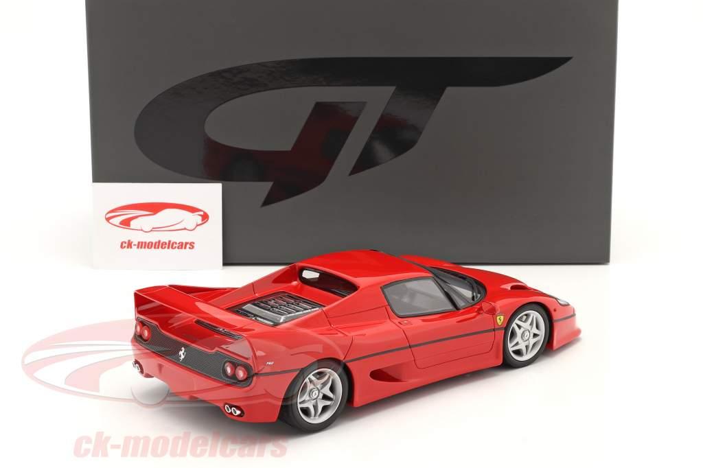 Ferrari F50 Année de construction 1995 rouge 1:18 GT-Spirit