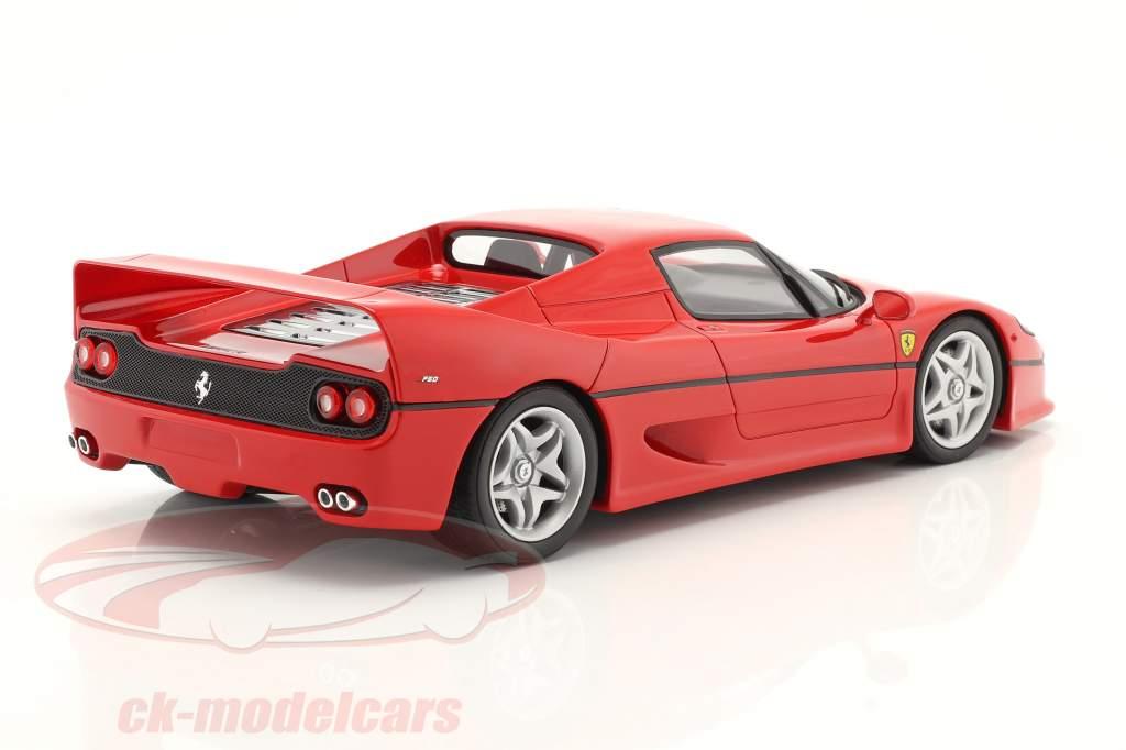 Ferrari F50 Año de construcción 1995 rojo 1:18 GT-Spirit