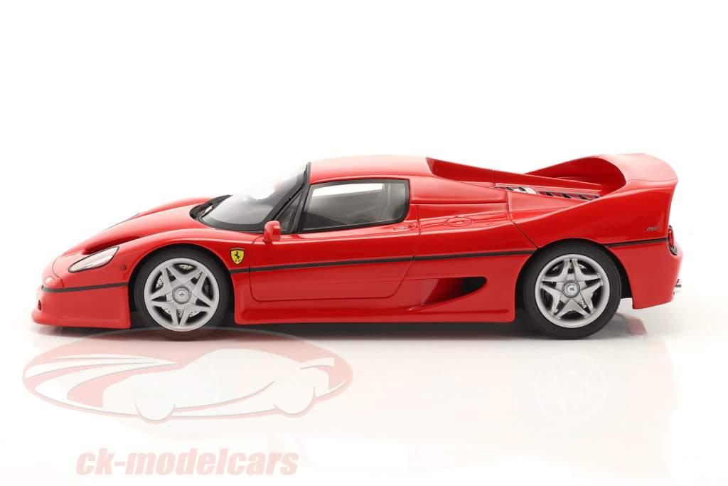 Ferrari F50 Byggeår 1995 Rød 1:18 GT-Spirit
