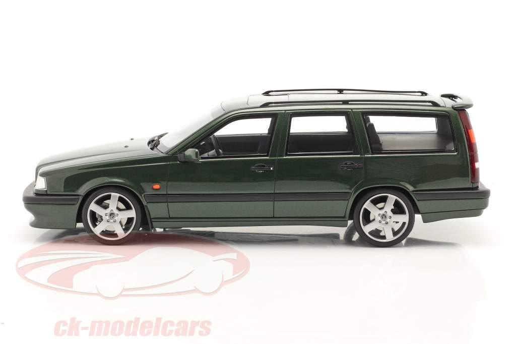 Volvo 850 T5 R Año de construcción 1995 verde oscuro metálico 1:18 OttOmobile