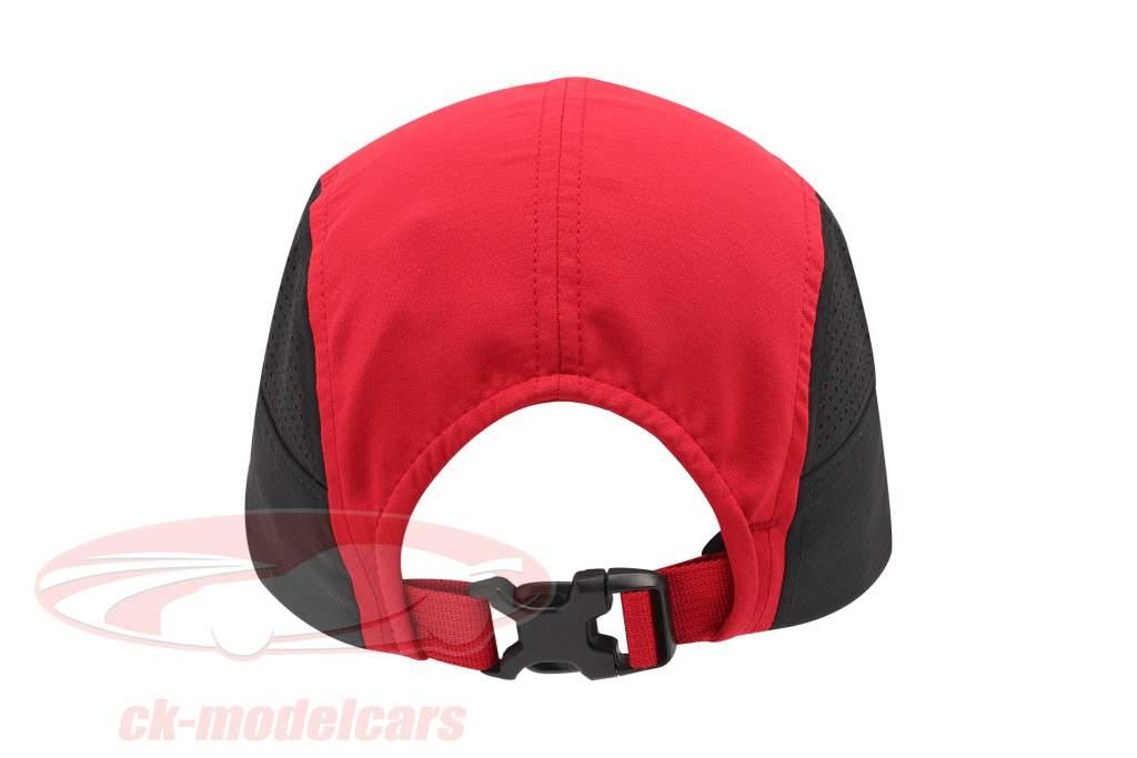 Porsche Motorsport Cap black / red
