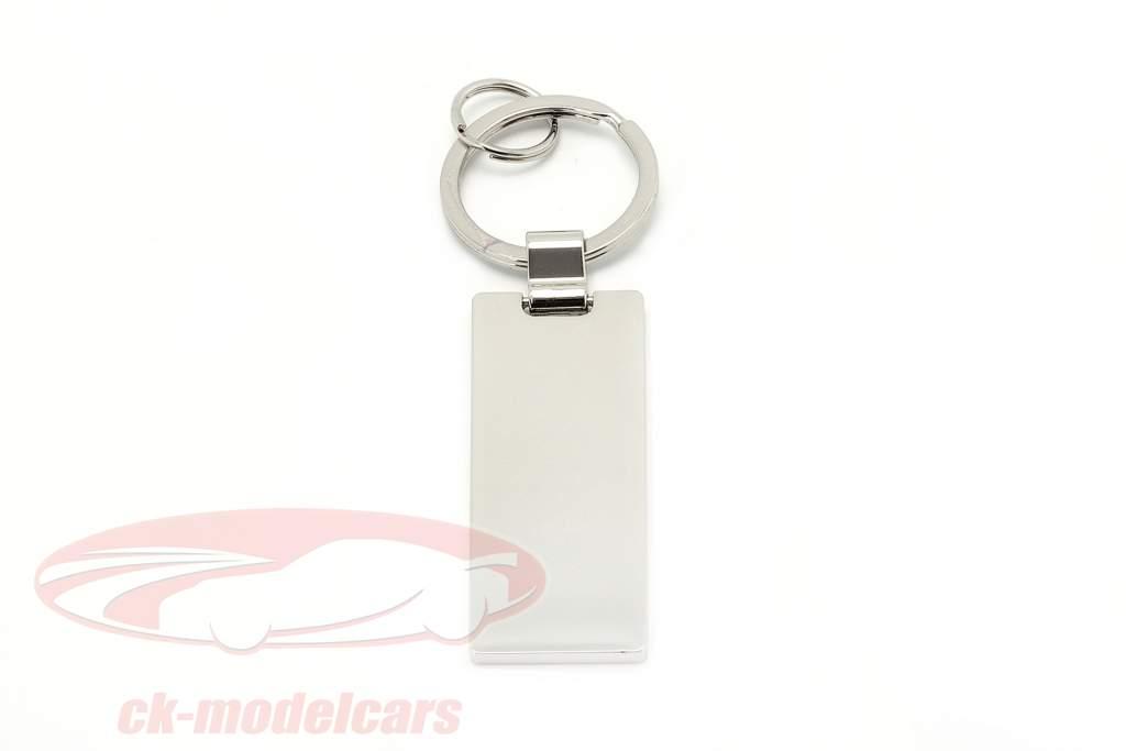 Porsche Motorsport 2021 Porte-clés argent