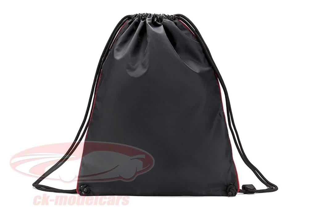 Porsche Motorsport 2021 Pull Bag schwarz