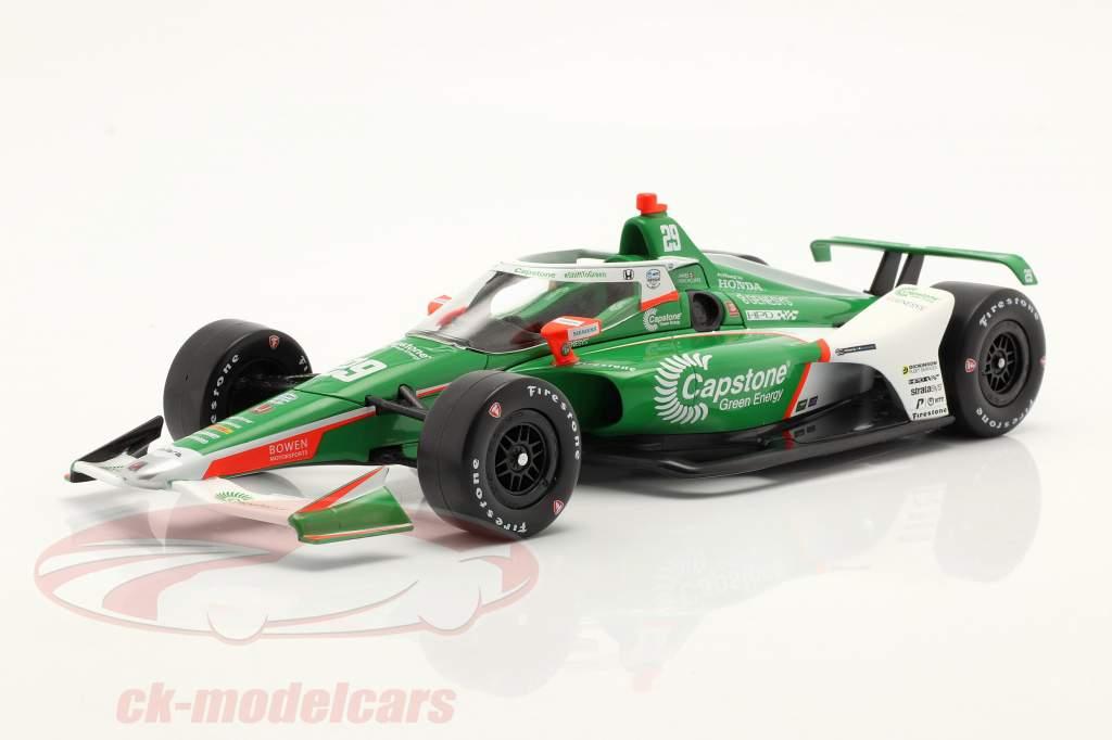 James Hinchcliffe Honda #29 IndyCar Series 2021 1:18 Luz verde