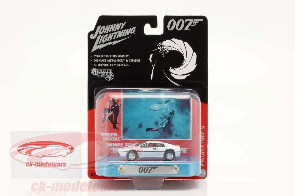 Lotus Esprit S1 1976 James Bond - The Spy Who Loved Me 1:64 Johnny Lightning