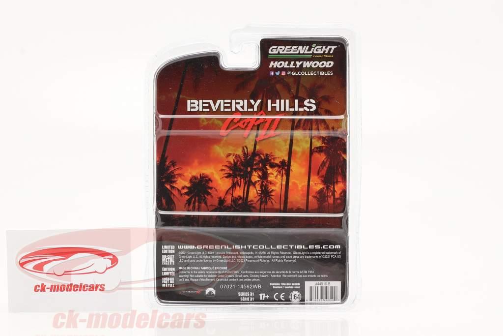 Dodge Diplomat 1982 Movie Beverly Hills Cop II (1987) dark brown 1:64 Greenlight