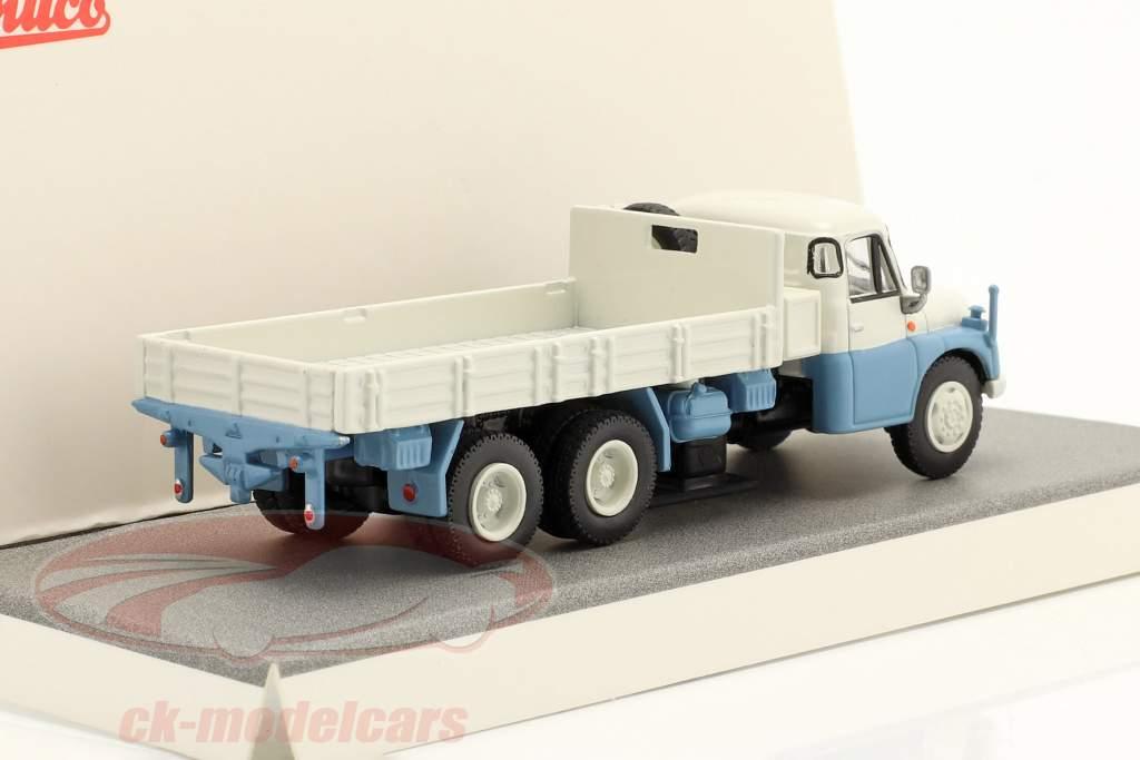 Tatra T148 Litera / Planes gris / blanco / Azul claro 1:87 Schuco