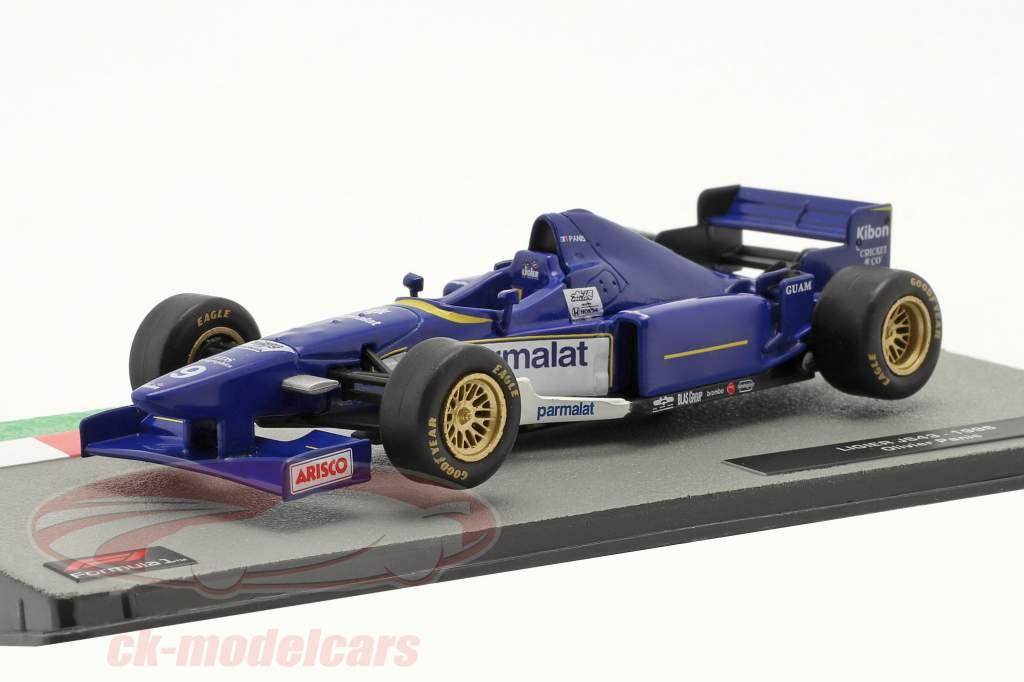 Olivier Panis Ligier JS43 #9 fórmula 1996 1:43 Altaya