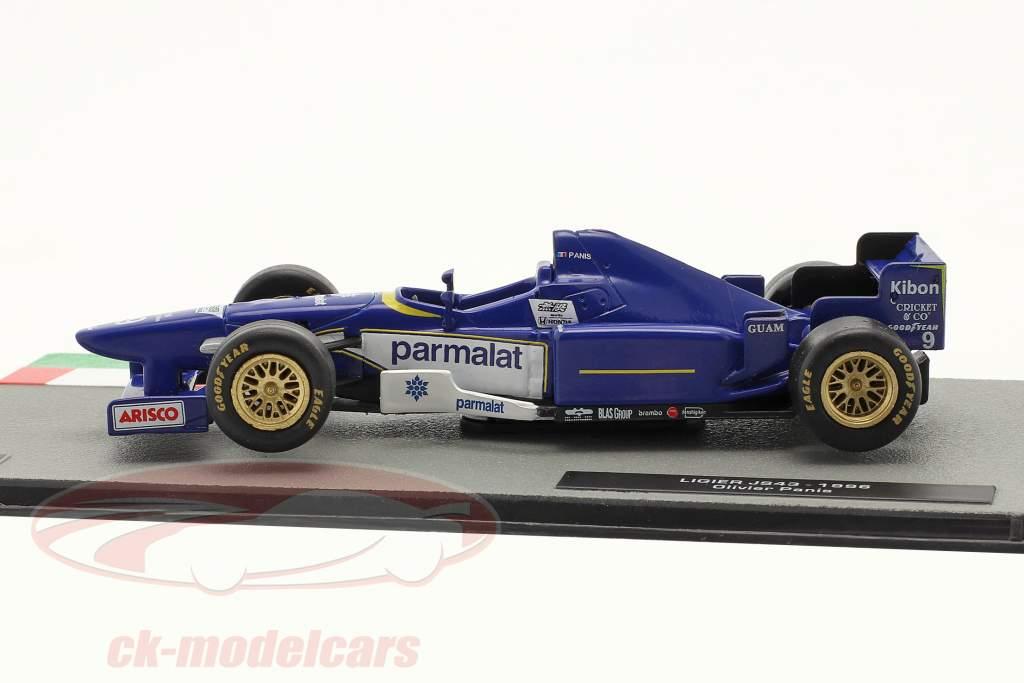 Olivier Panis Ligier JS43 #9 Formel 1996 1:43 Altaya