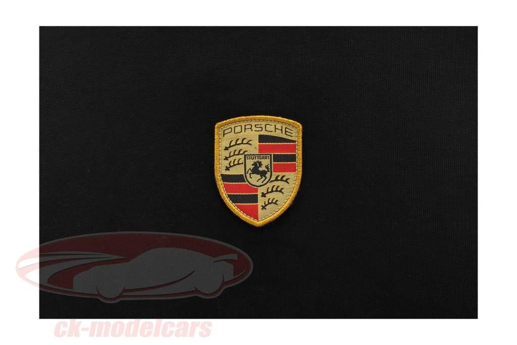 Porsche Men's sweatshirt L'ART DE L'AUTOMOBILE black