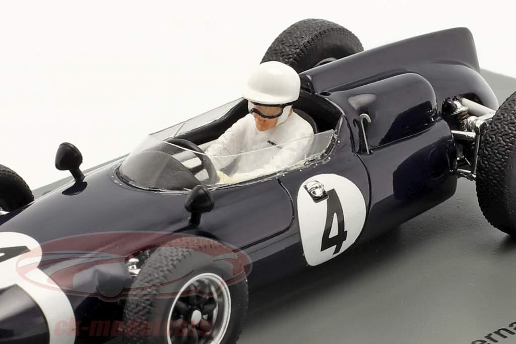 S. Moss Cooper T53 #4 Sieger International Trophy Silverstone 1961 1:43 Spark