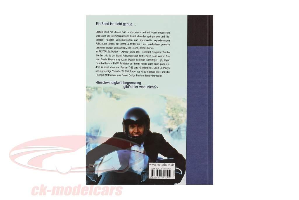 Livre: Légendes du moteur - James Bond 007 - UNE Bond est ne pas assez