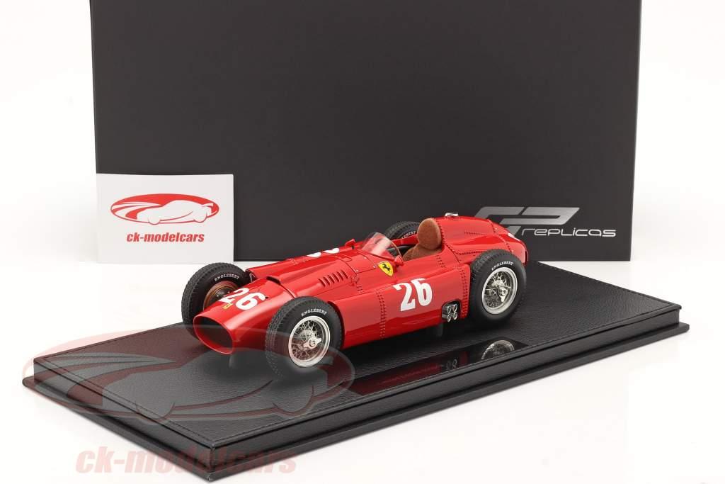 J.M. Fangio / P. Collins Ferrari D50 #26 2e italien GP formule 1 1956 1:18 GP Replicas