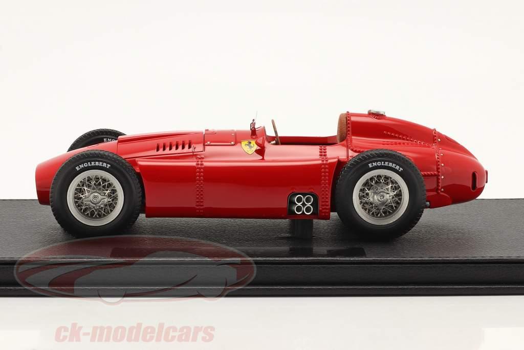 J. M. Fangio Ferrari D50 #1 Ganador británico GP F1 Campeón mundial 1956 1:18 GP Replicas