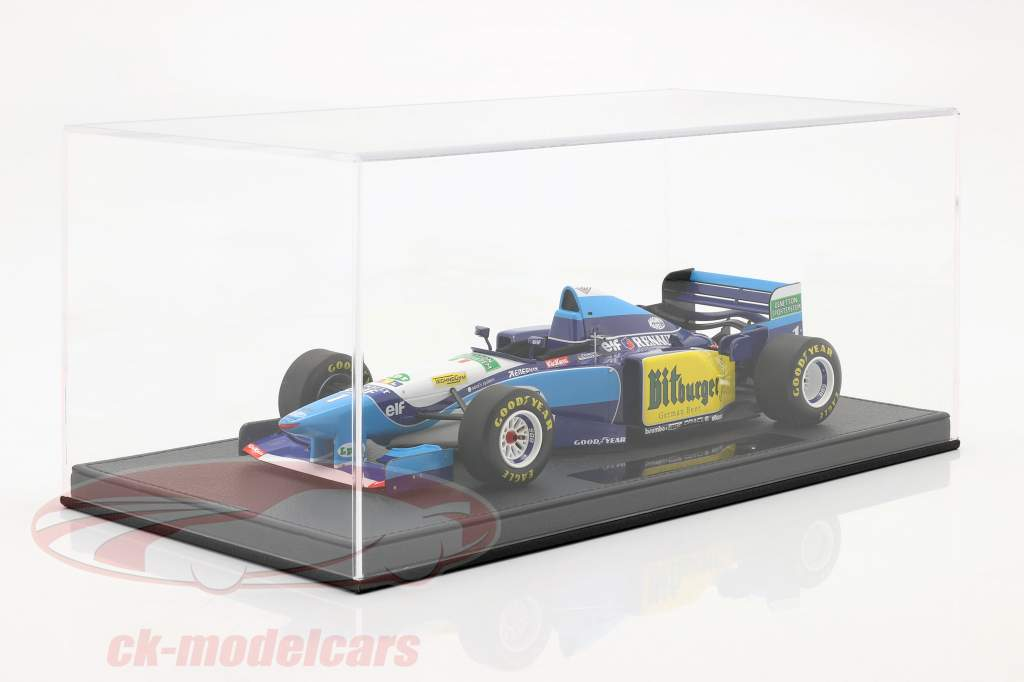 Michael Schumacher Benetton B195 #1 Formel 1 Weltmeister 1995 1:18 GP Replicas