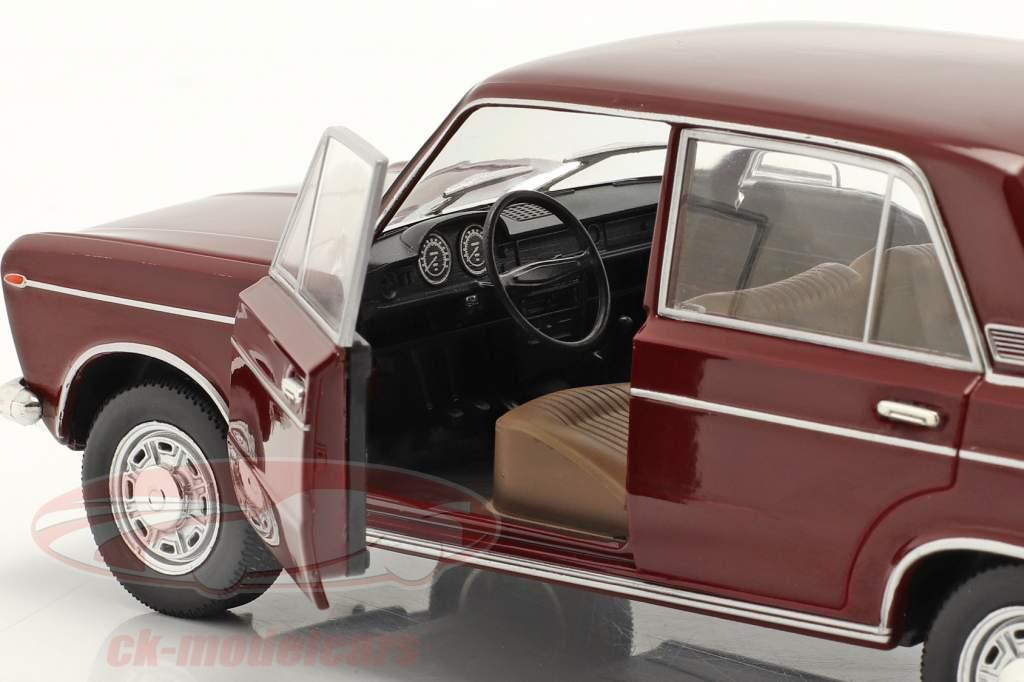 Fiat 125 Special dunkelrot 1:24 WhiteBox