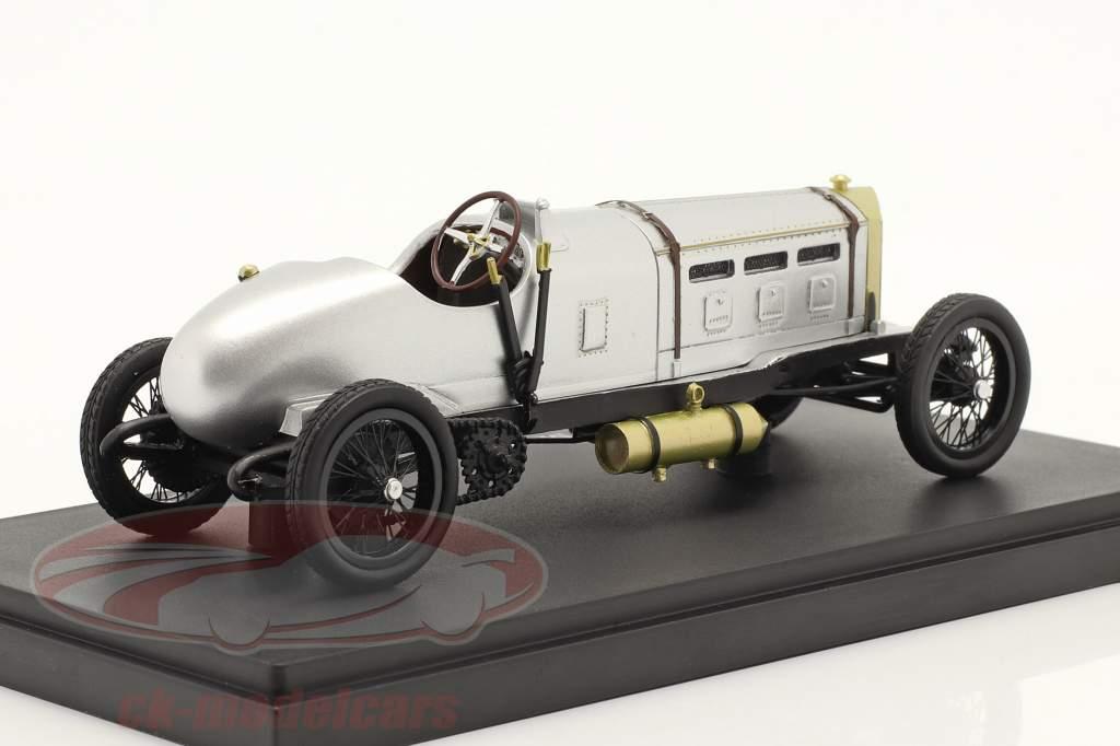 Maybach Voiture de course spéciale Année de construction 1920 argent 1:43 AutoCult