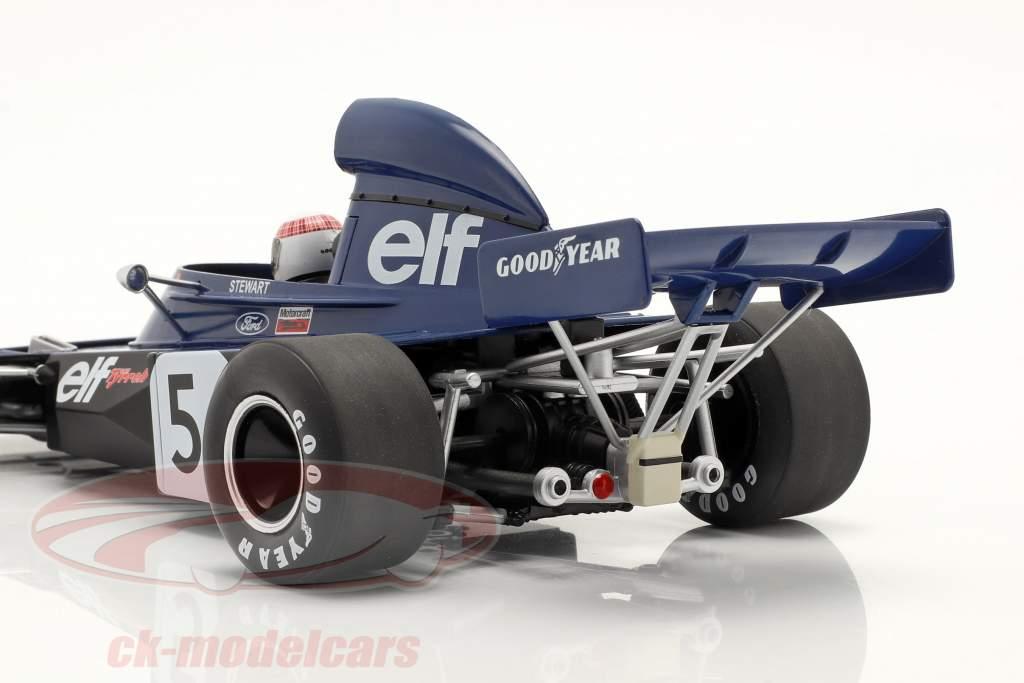 J. Stewart Tyrrell 006 #5 gagnant Monaco formule 1 Champion du monde 1973 1:18 Model Car Group
